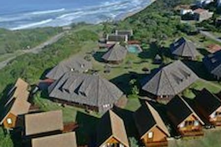 Log Chalets in an Ideal Setting - Brenton-on-Sea