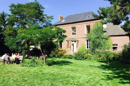 Spacious country house in Normandy - Sauchay le bas - 一軒家