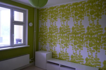 Комната для двух гостей + завтрак - Butovo - Huoneisto