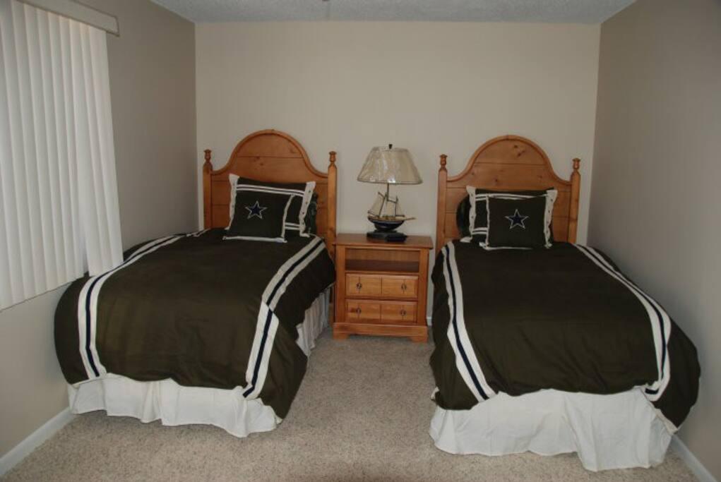 2nd bedroom/ensuite shower