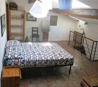 indipendent attic in Livorno - Livorno - Haus