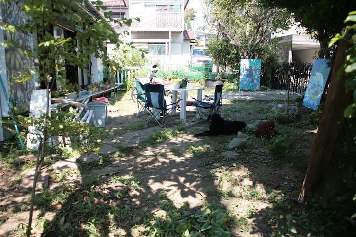 Garden House #1 / Sunny Hayama