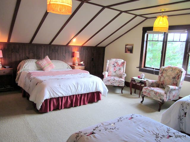 Vista Room - Duncan - Bed & Breakfast