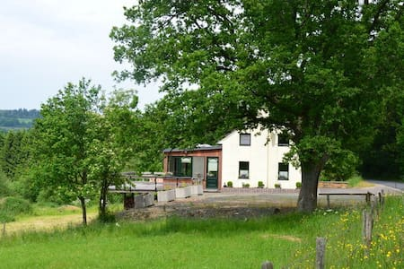 La maison du bois - Malmedy - 独立屋