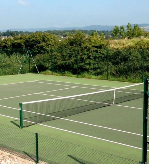 Our Tennis Court