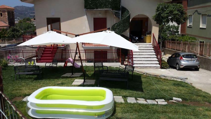 casa vacanza cilento - Montecorice - Apartament