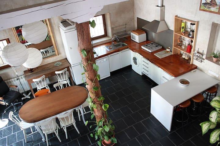 Casa rural indep. Sierra de Gredos - La Adrada - Haus