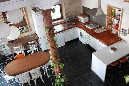 Casa rural indep. Sierra de Gredos - La Adrada