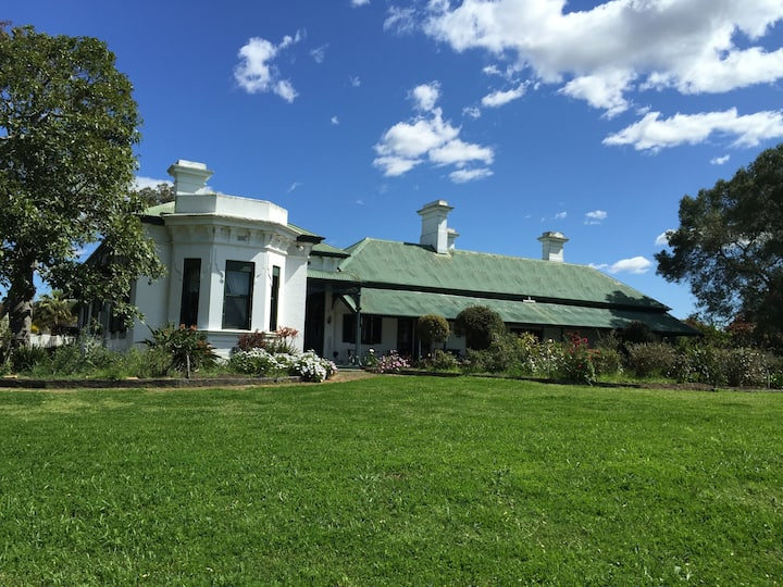 Lochinvar House B&B (Hunter Valley)