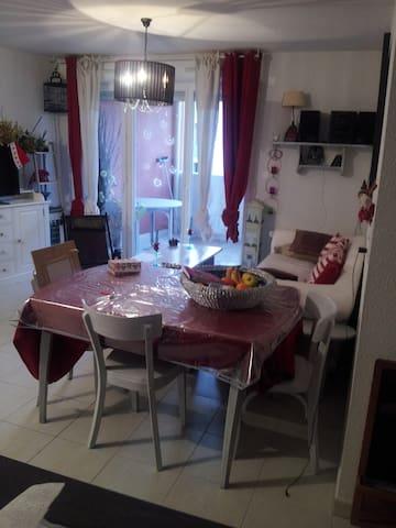 Appartement calme et clair - Istres - Apartemen