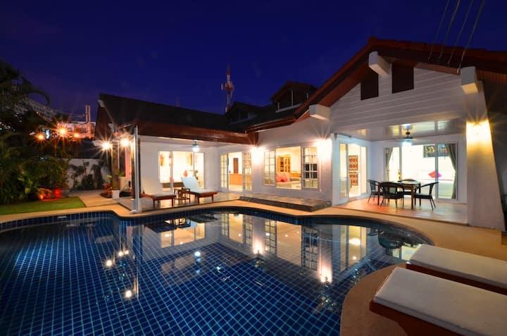 Grand condo Jasmine pool villa