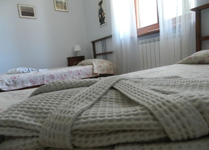 "Bed & Breakfast ""Le tre civette"" - Santa Lucia - Bed & Breakfast"