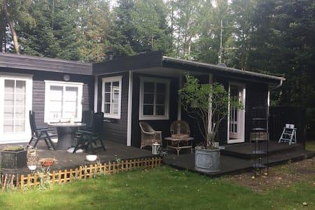 Skøn og idyllisk sommerhus - Eskebjerg