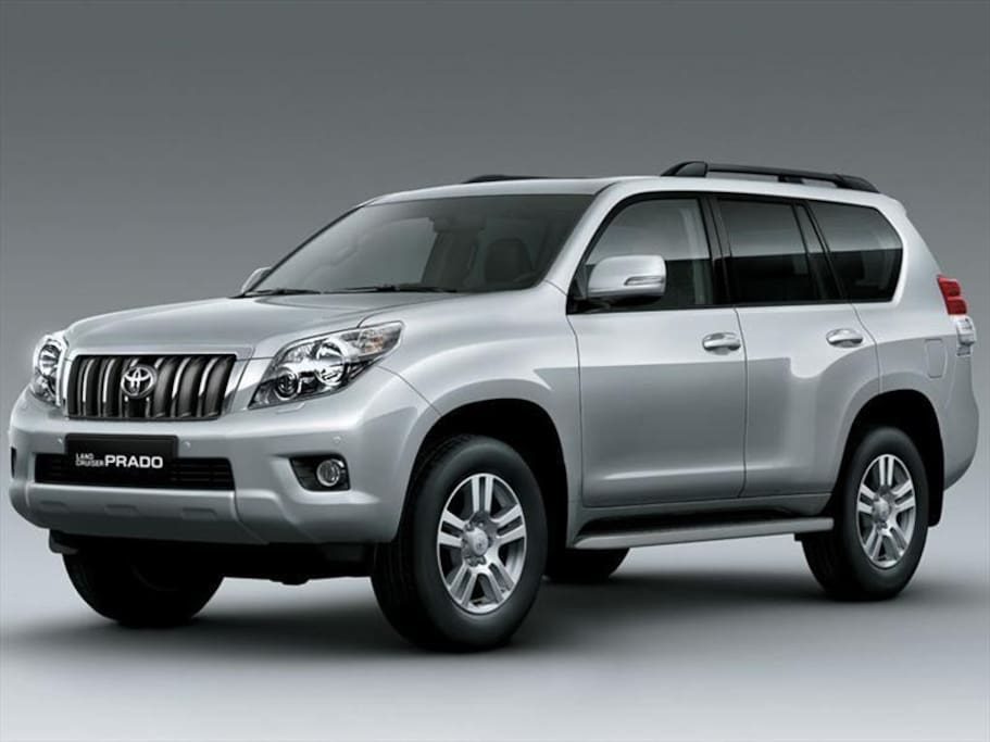 8 PASSENGER BULLETPROOFED SUV WITH DAY AND NIGHT DRIVER AT YOUR SERVICE 24/7