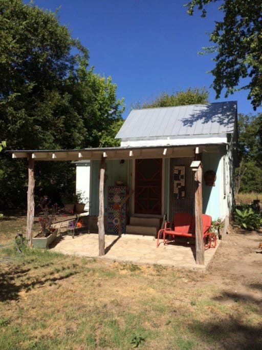 la luna cabins for rent in comfort texas united states