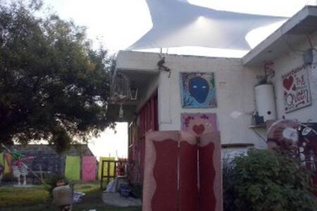 Hospedaje barato y de calidad - Teotihuacán de Arista - 宿舍
