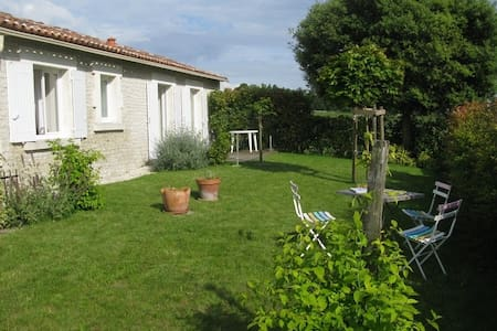 Cottage in the heart of Cognac - Juillac-le-Coq