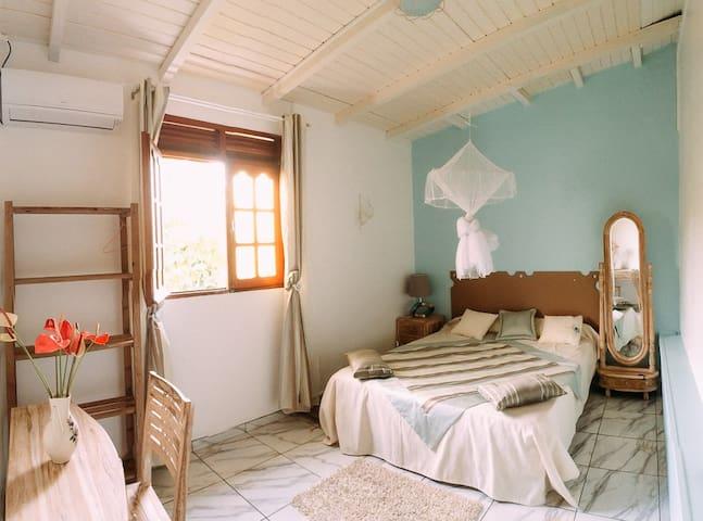 Chambre pour 2 chez l'habitant - Trois-Rivières