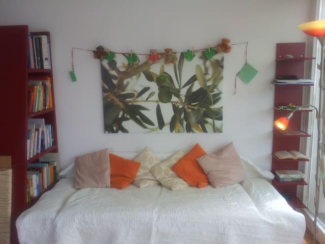1-Zimmer fürs Oktoberfest - Putzbrunn - Apartamento