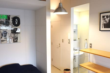 Modern Studio  for 3 in Shinagawa