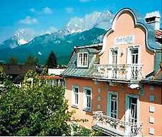 Apartment Gratt Schlössl - Sankt Johann in Tirol - Appartement