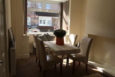 New 2 bed ensuite f/furnished house - Cleethorpes - House