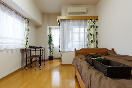 1min from Akihabara Sta Free rent PC and Wifi - Chiyoda-ku