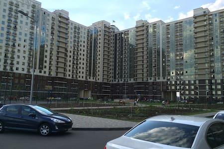 Просторная однокомнатная квартира - Lakás