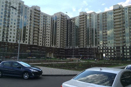 Просторная однокомнатная квартира - Huoneisto