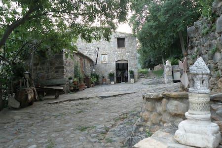 Masía Catalana en la Garrotxa - I