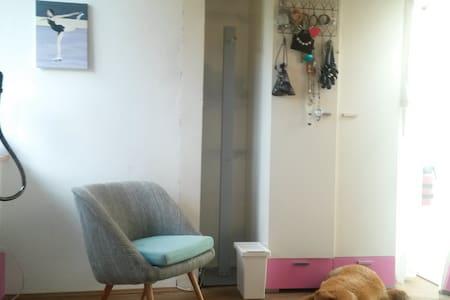 Privates Zimmer in Einfamilienhaus - Gräfelfing