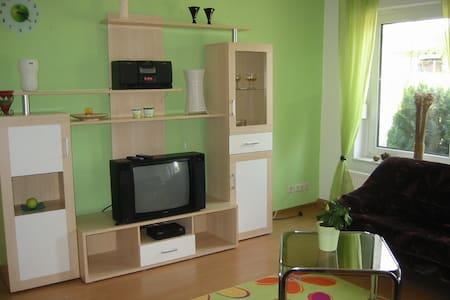 Ferienwohnung Sommer - Apartment