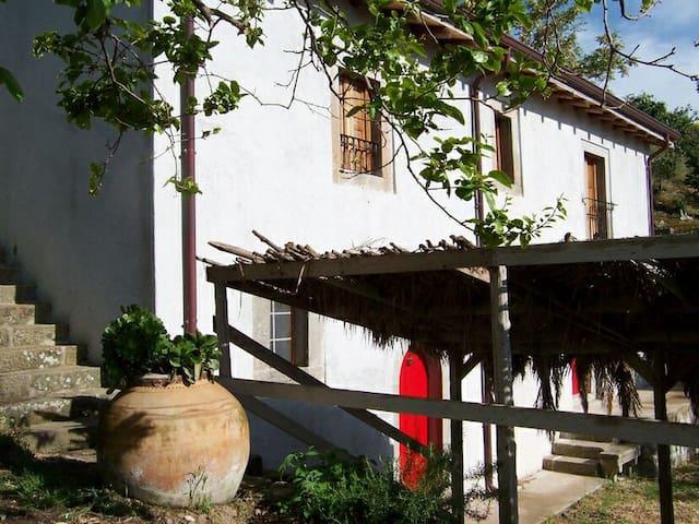 Suggestiva Dimora storica siciliana - Castell'umberto - Casa