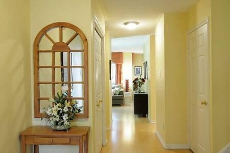 Newly Renovated Basement Bedroom - Mississauga - Talo