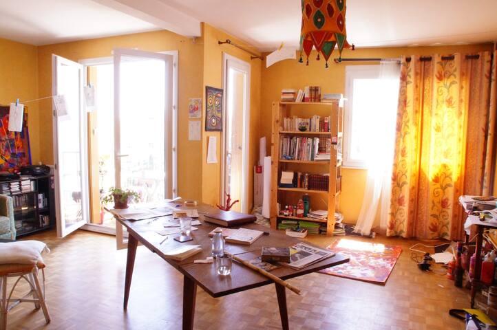 Résidence des Fontaines 85m² - Toulouse - Apartment