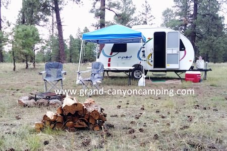 Camper includes all this! 16' R-Pod sleeps 2 - Williams