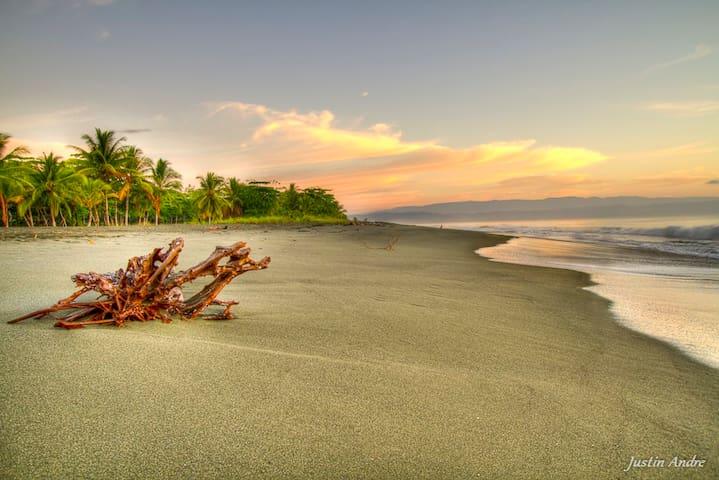 Costa Rican Beach House - Puerto Jiménez - Casa