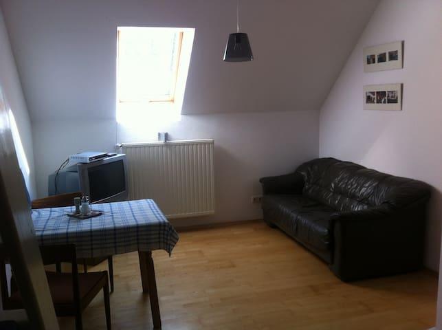 Wohnung auf dem Bauernhof - Ursensollen - Apartamento