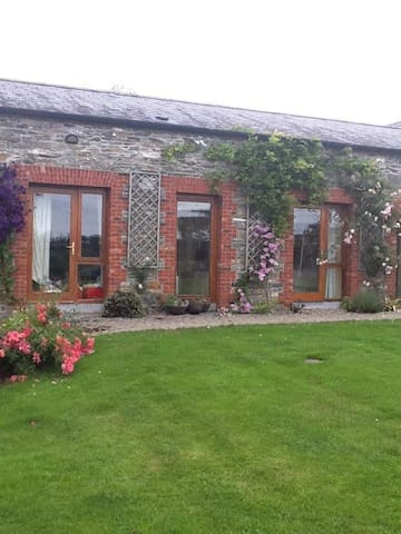 Irish country home in rual location