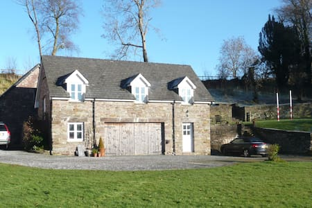Coach House (self catering) - Brecon - 独立屋