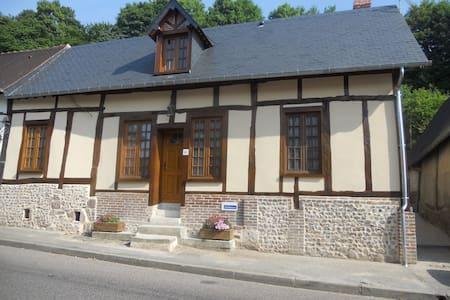 charmant gîte rénover a neuf - Lyons-la-Forêt - Ev