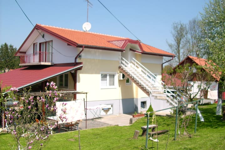 House Giga-Plitvice Valleys - Rakovica - Apartmen