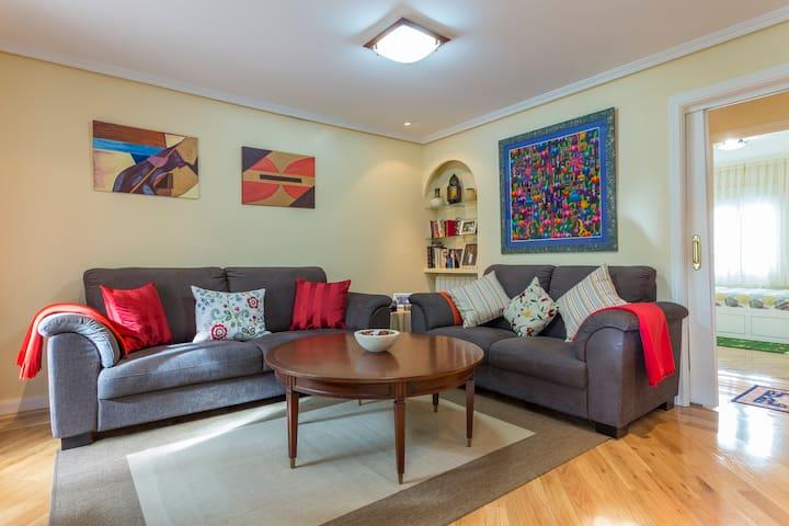Beautiful apartment, feel like home
