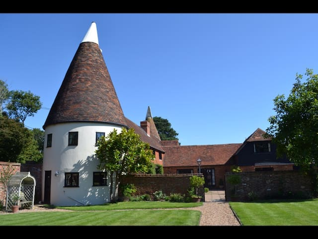 Private Wing of Our Oast House Rye - Rye - Huis