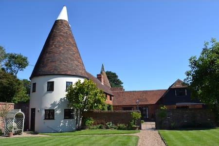 Private Wing of Our Oast House - Rye