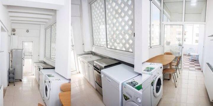 Appartement  richement  meublé s+2