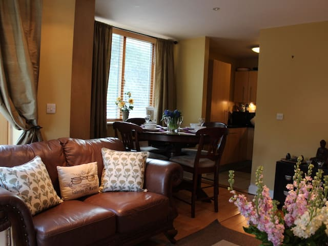 2 bedroom apartment in Howth