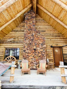Luxury Sawtooth Vacation Rental - Cabin