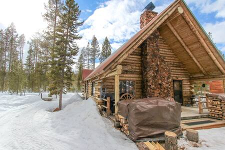 Luxury Sawtooth Vacation Rental - Cabanya