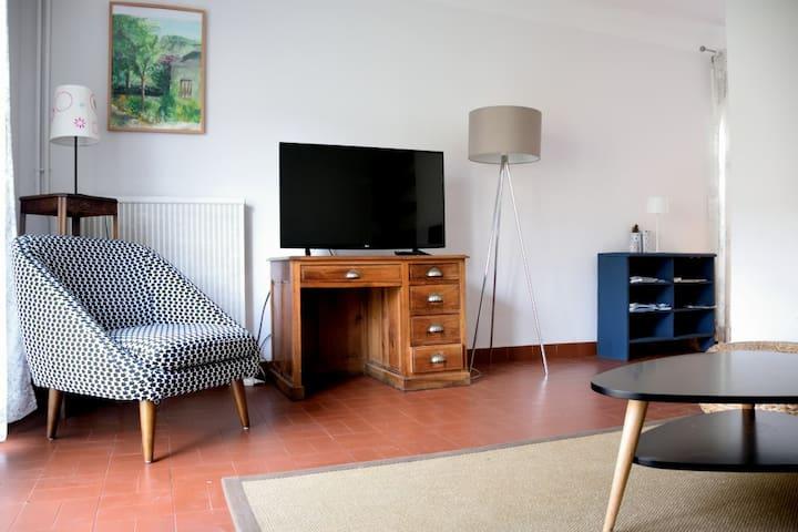 Belle maison lumineuse de 140m2 - Florac - Hus